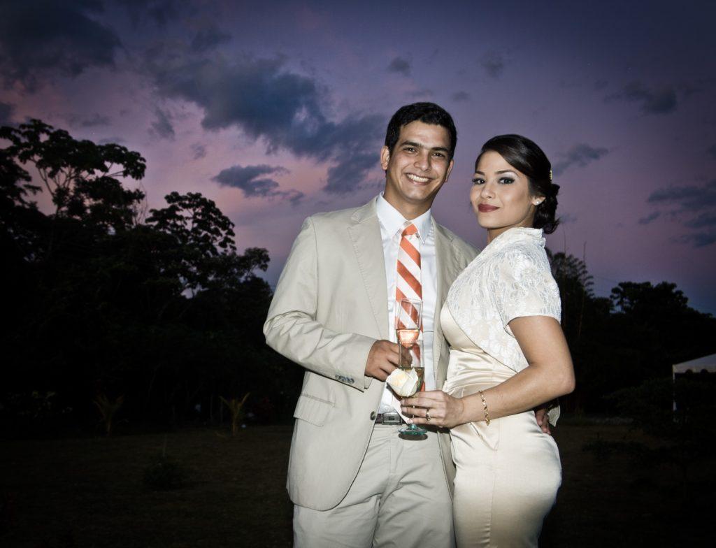 La celebración del matrimonio es un momento para capturar imágenes especiales